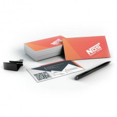 Cartões de Visita Couchê 300gr 4x4 1000 unidades