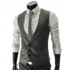 Colete Masculino Slim Fashion