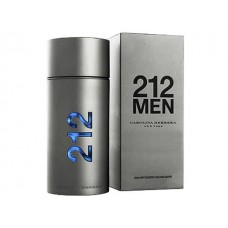Perfume Masculino Carolina Herrera 212 Men - Eau de Toilette