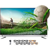 "Smart TV 3D LED 65"" LG 65LA9650 Ultra HD 4K"