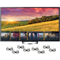 "Smart TV 3D LED 55"" Sony XBR-55X855A Ultra HD 4K"